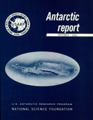 Antarctic Report (1964-1965)